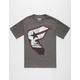 FAMOUS STARS & STRAPS Tropicali Fill BOH Mens T-Shirt