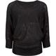 FULL TILT Lurex Womens Tunic Sweater