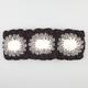 Tri-Tone Crochet Headwrap