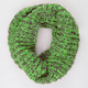Marled Neon Infinity Scarf