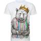 ROOK King Bear Mens T-Shirt