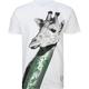 ROOK Neck Tat Mens T-Shirt