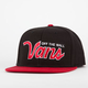 VANS Veneration Mens Snapback Hat