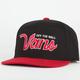 VANS Veneration Boys Snapback Hat