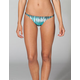 OAKLEY Graphite Stripe Bikini Bottoms