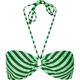 OAKLEY 3D Stripe Bikini Top