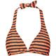 OAKLEY 3D Stripe Reversible Bikini Top