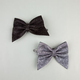 FULL TILT 2 Piece Glitter Bow Barrettes