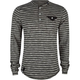 LRG Mini Striperton Mens Henley