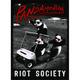 RIOT SOCIETY Pandamonium Sticker