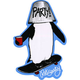 RIOT SOCIETY Party Penguin Sticker