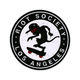 RIOT SOCIETY Monkey Logo Sticker