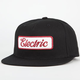 ELECTRIC Garaged Mens Snapback Hat