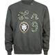 LRG Iron Camo Lion Mens Sweatshirt