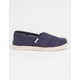 TOMS Toddlers Canvas Classic Slip-Ons