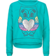 FULL TILT Owl Girls Sweatshirt
