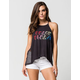 BILLABONG Beachin Around Womens High NeckTank