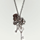 FULL TILT Rhinestone 16 Necklace
