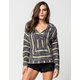 BILLABONG Bonfire Beach Baja Womens Hoodie