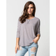 BILLABONG Without You Womens Tee