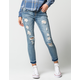 ALMOST FAMOUS PREMIUM Womens Skinny Jeans