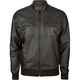 RVCA Crasher Mens Faux Leather Jacket
