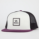 RVCA All The Way Mens Trucker Hat