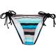 LOST Maya Stripe Bikini Bottoms