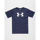 UNDER ARMOUR Tech Big Logo Boys T-Shirt