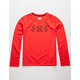 UNDER ARMOUR Boys Waffle Thermal