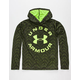 UNDER ARMOUR Tech Boys Hooded T-Shirt