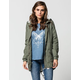 ASHLEY Womens Hooded Parka