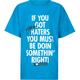 DGK Doin Something Boys T-Shirt