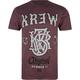 KR3W Shovelhead Mens T-Shirt
