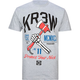 KR3W Protect Your Neck Mens T-Shirt