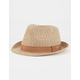 BLUE CROWN Natural Mens Fedora
