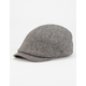 BLUE CROWN Heathered Mens Driving Cap
