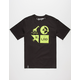 LRG RC Logo Mash Up Mens T-Shirt