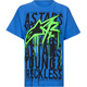 ALPINESTARS x YOUNG & RECKLESS Smeared Boys T-Shirt