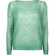 FULL TILT Open Stitch Womens Sweater