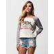 BILLABONG All Over Womens Sweatshirt