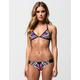 HURLEY Strap Side Bikini Bottoms