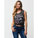 MIDNIGHT RIDER Heartbreakers Womens Muscle Tee