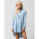 HIGHWAY JEANS Denim Tunic Dress