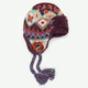 Boho Womens Nordic Trapper Hat