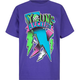 YOUNG & RECKLESS Bolts Boys T-Shirt