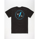 RVCA Strike VA Mens Pocket Tee
