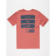 RVCA RVCA Bars Mens T-Shirt