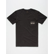 RVCA Truck Patch Mens Pocket Tee
