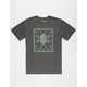RVCA Broadcast Mens T-Shirt